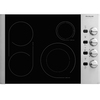 Frigidaire Professional 30-in Smooth Surface Electric Cooktop (Stainless)