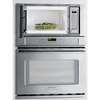 Frigidaire Professional 27-in Self-Cleaning Microwave Wall Oven Combo (Stainless)