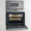 Frigidaire Professional 30-in Self-Cleaning Microwave Wall Oven Combo (Stainless)