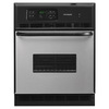 Frigidaire 24-in Self-Cleaning Single Electric Wall Oven (Stainless)