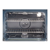 Frigidaire 27-in Self-Cleaning Single Electric Wall Oven (Black)