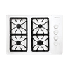 Frigidaire 30-in 4-Burner Gas Cooktop (White)