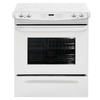 Frigidaire 30-in Smooth Surface 4.2 cu ft Self-Cleaning Slide-In Electric Range (White)