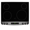 Frigidaire Smooth Surface Slide-In Electric Range (Stainless) (Common: 30-in; Actual 30-in)