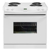 Frigidaire 30-in 4.2 cu ft Drop-In Electric Range (White)