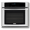 Electrolux 27-in Self-Cleaning Convection Single Electric Wall Oven (Stainless)