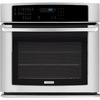 Electrolux 30-in Self-Cleaning Convection Single Electric Wall Oven (Stainless)