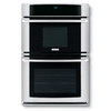 Electrolux 27-in Self-Cleaning Microwave Wall Oven Combo (Stainless)