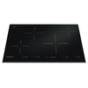 Frigidaire Gallery 30-in Smooth Surface Induction Electric Cooktop (Black)