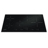 Frigidaire Gallery 36-in Smooth Surface Induction Electric Cooktop (Black)