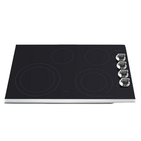 Frigidaire Gallery 30-in Smooth Surface Electric Cooktop (Stainless)