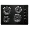 Frigidaire 30-in Electric Cooktop (Black)