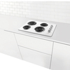 Frigidaire Electric Cooktop (White) (Common: 30-in; Actual 30-in)