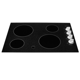 Frigidaire Smooth Surface Electric Cooktop (Black) (Common: 30-in; Actual 30.75-in)