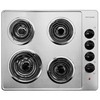 Frigidaire Electric Cooktop (Stainless) (Common: 26-in; Actual 25.75-in)