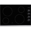 Frigidaire Smooth Surface Electric Cooktop (Stainless Steel) (Common: 30-in; Actual 30.75-in)