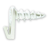 Cobra White Large Walldriller Picturehook