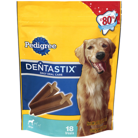 Pedigree 15.6 oz Chicken-Flavor Dental Treats