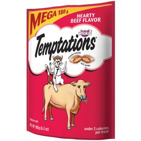 Whiskas 6.3-oz Beef Meat Treats