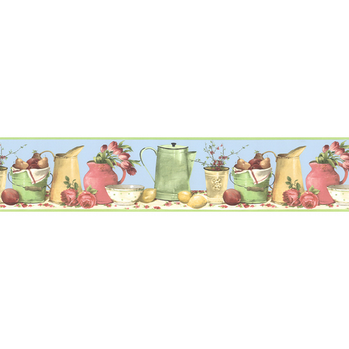 Norwall Picnic Wallpaper Borders$17$17