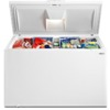 Whirlpool 17.5-cu ft Chest Freezer with Temperature Alarm (White) ENERGY STAR