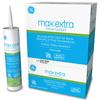 GE Sealants Max Extra 121.2-oz White Paintable Latex Window and Door Caulk