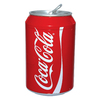 Coca-Cola 3-Gallon Plastic Beverage Cooler