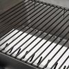 Huntington Classic Black 2-Burner (30,000-BTU) Liquid Propane Gas Grill with Side Burner
