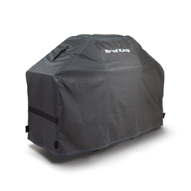 Broil King Black with Blue Accent Stitching PVC 76-in Cover