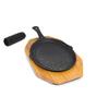 Broil King 7.5-in Cast Iron Fajita Pan