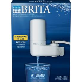 Brita Base On Tap Faucet Filtration System