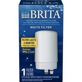 Brita Faucet Filter Refill 1ct