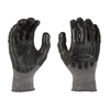 Mad Grip Thunderdome Impact Flex Large Unisex Rubber High Performance Gloves