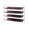 neatfreak! 28.7402-in H x 36.0236-in W x 11.4173-in D 4-Tier Steel Freestanding Shelving Unit
