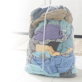 Style Selections 36-in Polyester Clothes Hamper