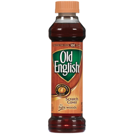 Shop Old English Old English Scratch Cover Light Wood Furniture Polish At