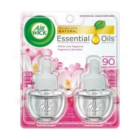 Airwick 2-Pack 0.67-oz Magnolia and Cherry Electric Air Freshener Refills