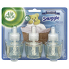 Airwick Snuggle 3-Pack 2.07-oz Fresh Linen Electric Air Freshener Refill