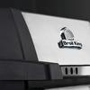 Broil King Signet Black/Stainless Steel 3-Burner (40,000-BTU) Liquid Propane Gas Grill