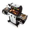 Broil King Signet Black and Stainless Steel 3-Burner (40,000-BTU) Natural Gas Grill