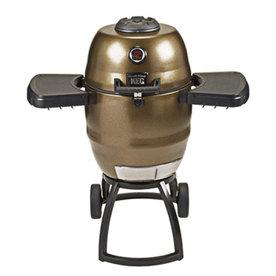 Broil King Keg 18.5-in Terra Green Kettle Charcoal Grill
