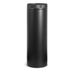 IMPERIAL 6-in x 24-in Black Matte Chimney Pipe