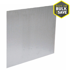 Aluminum sheet lowes