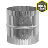 IMPERIAL 4-in x 6-in Galvanized Duct