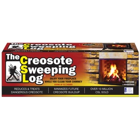 IMPERIAL Creosote Sweeping Log