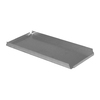 IMPERIAL 12-in x 8-in Galvanized Steel Blind End Cap