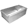 IMPERIAL 12-in x 8-in Galvanized Steel Rectangular Duct Take-Off