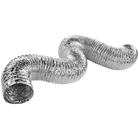 IMPERIAL 4-in x 8-ft Foil Flexible Duct
