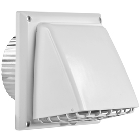 IMPERIAL 4-in Dryer Vent Cap