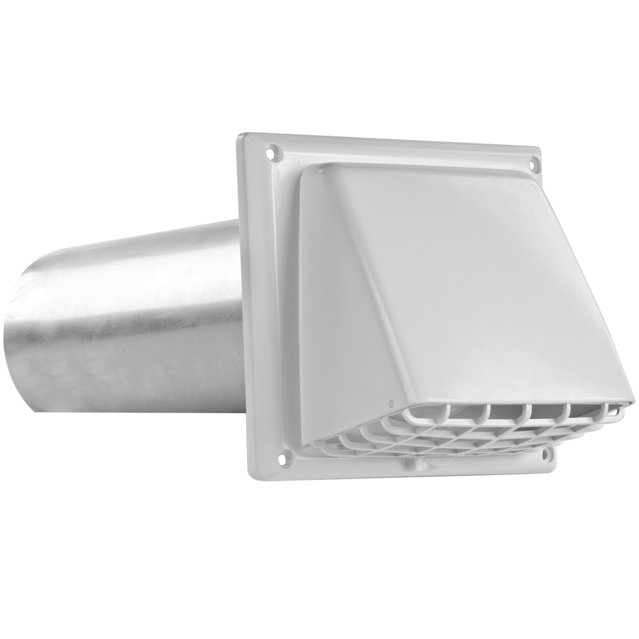Shop imperial dryer vent hood at for 3 bathroom vent cover